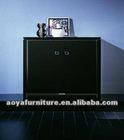 AY-ZR-A02 modern style high gloss shoe cabinet