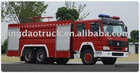 HOWO Fire fighting truck