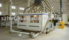 Laminate flooring production line