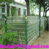 Pvc coated garden border