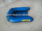 inflatable SUP board with two handles