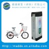 48v lithium lipo battery pack with bms for electric bike battery