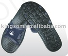 PVC top,unique EVA sole Antistatic Slipper