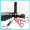 Durable 3000mAh battery vv mod e cigarette for world market