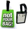 3d/2d custom soft pvc luggage tag,custom 3d/2d soft pvc handbag/bag tag, bag label