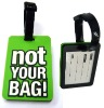 3d/2d custom soft pvc luggage tag,custom 3d/2d soft pvc handbag/bag tag, bag label