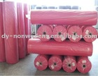 Dyed Spun-Bonded&Hot rolled Polyester(PET) Non-woven Fabric