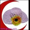 Flower Sunny hat/sunny beach hat