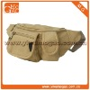 Cool design Canvas sports waist bag for men