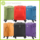 CONWOOD MIXED ORDER - Superlight Cationic Polyester Suitcase - 4 Wheels Trolley Set of 3