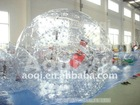 Inflatable lawn ball football soccer grass ball