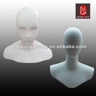 Male Mannequin Head Form