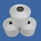 spun polyester waxed polyester thread with plastic cone