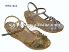 pu wedge sandals for women 2012