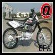 200cc dirt bike air -cooled QG-216