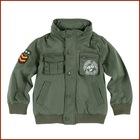 New Design Boys Warm Sport Spring Jacket
