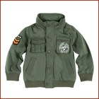 New Design Boys Warm Sport Spring Jacket