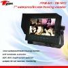 TM-7012 7inch car LED monitor with U bracket, sunshade