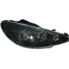 Head lamp NEW for 206