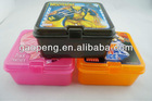 Lunch box, storage box, food container