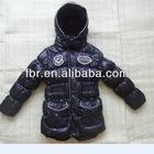 in stock brand name girls winter down jacket coat NAME IT