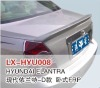 Fibre glass rear spoiler for Hyundai ELANTRA D