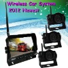 "2012 newest 7"" wireless car rearview system"