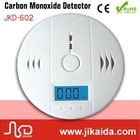 Battery operated en50291 carbon monoxide alarm system