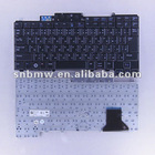 Laptop Keyboard For DELL Latitude D620 D630 D820 PP18L PP29L D631