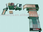 quilt production line wadding production line roll fiber making line