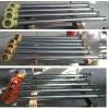 chromed hydraulic piston rod
