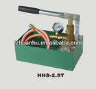 Manual Pressure Testing Pump HHS-2.5T HHS-2.5S HHS-2.5L ECT
