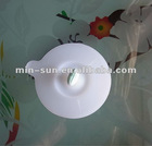 HOT!!!2012 The new design and eco-friendly silicone tea cup lid