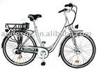 EN15194 lithium e bike Dutch Woman