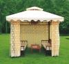 Garden Pavilion with Curtain CC-TY-1002