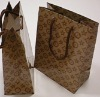 Paper Gift Bag w/ Glossy Lamination