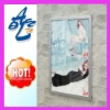 2012 OEM newest LED light box,aluminum led slim light box , led box display , LED cabient,led light box frame