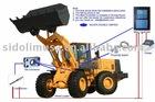 Real-time Wheel loader Scaler or Wheel loader weigher