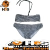 Girl's Neck Tied Hot Micro Bikini HSB110416
