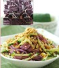 purple sweet potato Noodles natural green health noodles