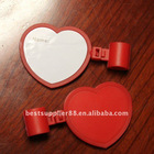 Heart-shaped Plastic Stethoscope Holder