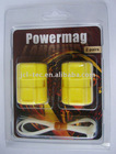 2 pairs of Super Power Magnetic Fuel Saver in one set
