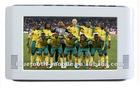 Hot Selling ,7 inch Mini Portable DVB-T TV