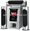 Active stereo, portable trolley battery speaker, card mini stereo, 3.1 frets Speaker