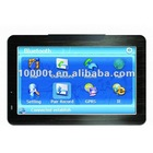 6 inch portable GPS navigator,car tracking system