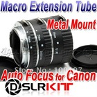 Meike Metal Mount Auto Focus Macro Extension Tube for CANON