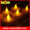 LED Flashing Candle Yellow ligthing