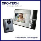 CA802+VD202 7'' Video Door Phone Intercom