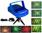Four in one mini stage lighting mini laser stage lighting D06 with heart-shaped,Pentacle patterns