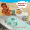 Baby Bath Mat with Satety Seat
